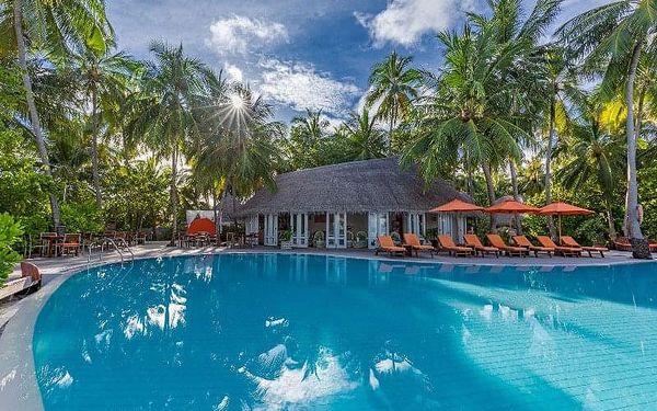 SUN SIYAM VILLU REEF MALDIVES, Maledivy, letecky, all inclusive2