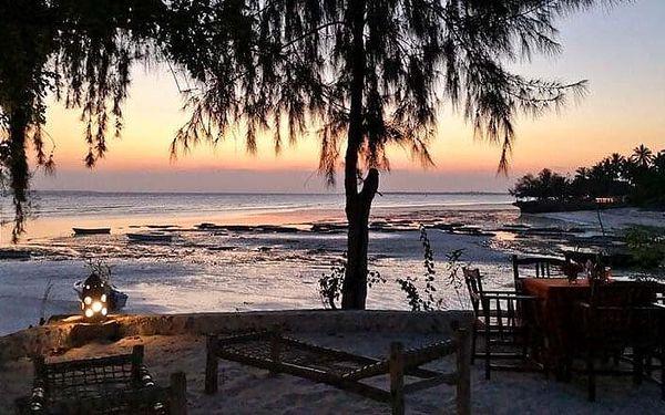 BELLA VISTA RESORT, Zanzibar, letecky, snídaně v ceně3