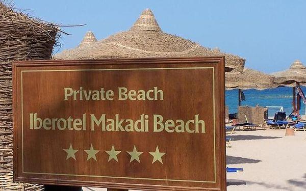 Hotel IBEROTEL MAKADI BEACH, Hurghada, Egypt, Hurghada, letecky, all inclusive3