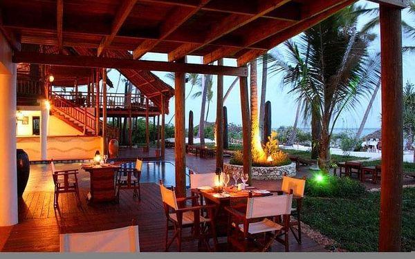 KENA BEACH HOTEL, Zanzibar, letecky, snídaně v ceně3