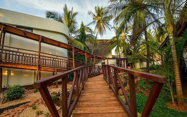 KENA BEACH HOTEL, Zanzibar, letecky, snídaně v ceně4