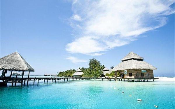 Adaaran Club Rannalhi, Jižní Atol Male, Maledivy, Jižní Atol Male, letecky, all inclusive4