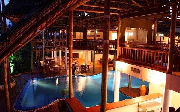 KENA BEACH HOTEL, Zanzibar, letecky, snídaně v ceně5