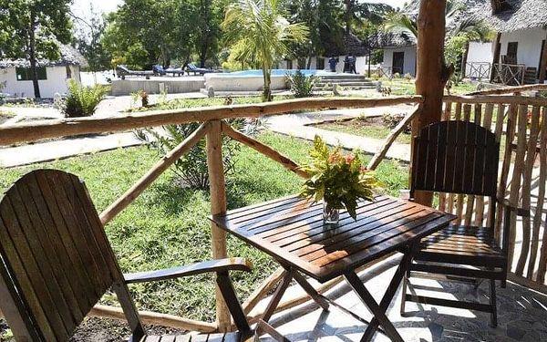BELLA VISTA RESORT, Zanzibar, letecky, snídaně v ceně4