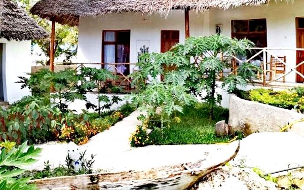 BELLA VISTA RESORT, Zanzibar, letecky, snídaně v ceně5