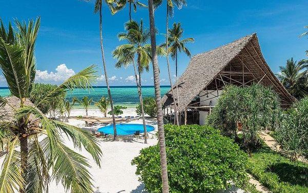 Tanzanie - Zanzibar letecky na 10-15 dnů