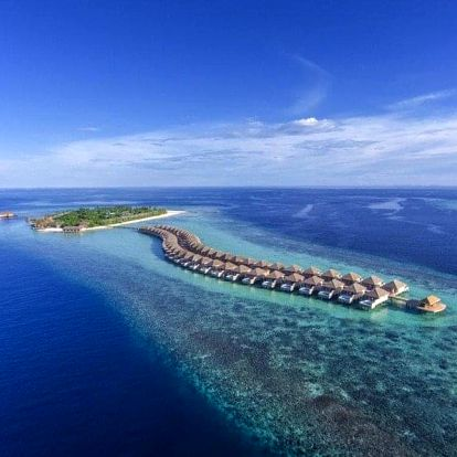 Maledivy - Lhaviyani Atol letecky na 8-15 dnů, snídaně v ceně
