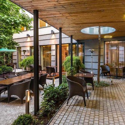 Praha a okolí: Three Crowns Hotel