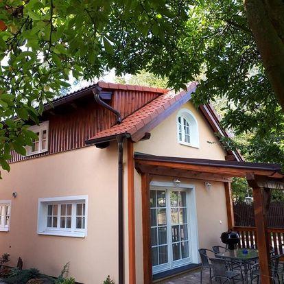 Doksy, Liberecký kraj: Garden House Splavský zámeček