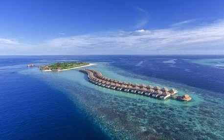 Maledivy - Lhaviyani Atol letecky na 10 dnů, snídaně v ceně