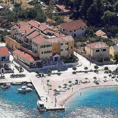 Chorvatsko - Ostrov Krapanj na 8-15 dnů
