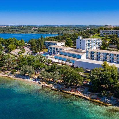 Chorvatsko - Poreč na 8-17 dnů