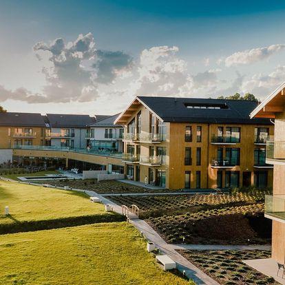 Polské Krkonoše: luxusní resort s jídlem i wellness