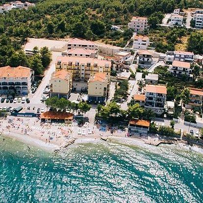 Chorvatsko - Severní Dalmácie na 8-17 dnů