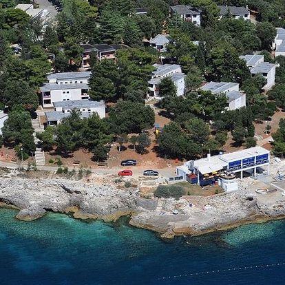 Chorvatsko - Pula na 4-17 dnů