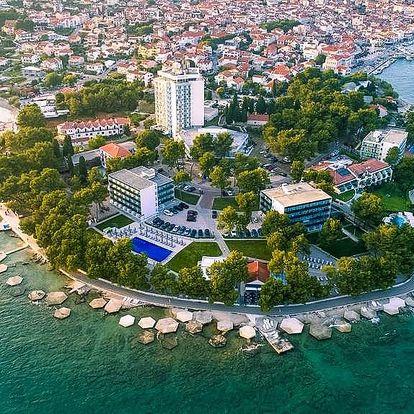 Chorvatsko - Vodice na 3-16 dnů
