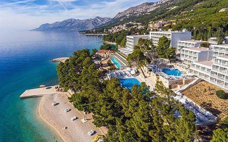 Chorvatsko - Brela na 4-17 dnů