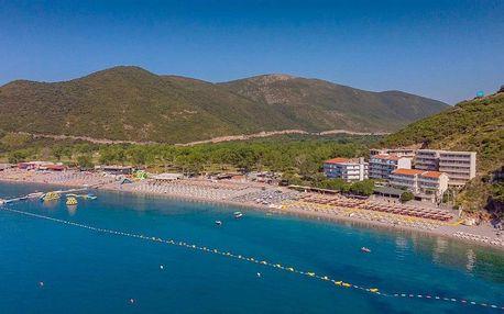 Černá Hora - Budvanská riviéra na 6-17 dnů
