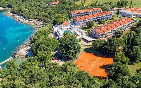 Chorvatsko - Istria na 6-17 dnů, all inclusive