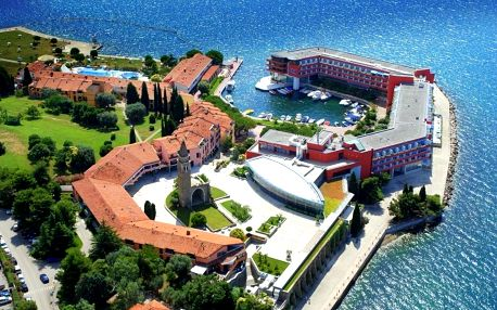 Slovinsko - Piran na 3-15 dnů