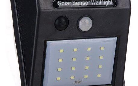 Happy Green Solární LED lampa Sensor, 12,5 cm