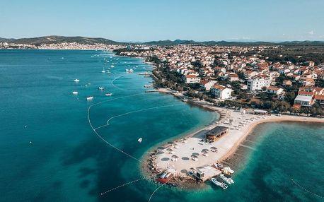 Chorvatsko - Vodice na 8-15 dnů, polopenze