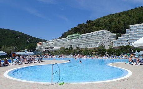Chorvatsko - Rabac na 4-17 dnů