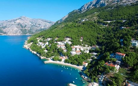 Chorvatsko - Brela na 7-17 dnů
