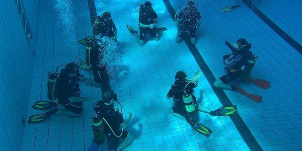 Potápění na zkoušku pro pokročilé (1 osoba)2
