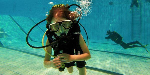 Potápění na zkoušku pro pokročilé (1 osoba)5