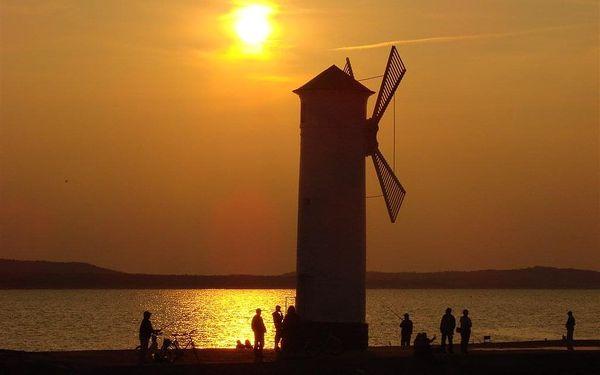 Rekreační centrum SOBÓTKA, Polsko, Baltské moře, Świnoujście, Baltské moře, vlastní doprava, snídaně v ceně2