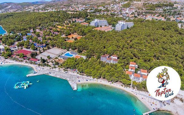 Chorvatsko - Trogir na 7-17 dnů