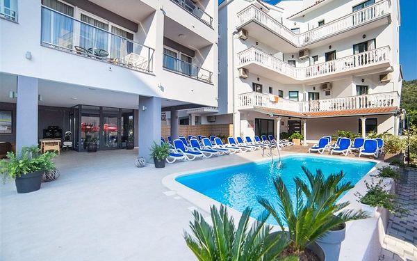 Aparthotel TRITON, Chorvatsko, Střední Dalmácie, Drvenik, Střední Dalmácie, autobusem, polopenze2