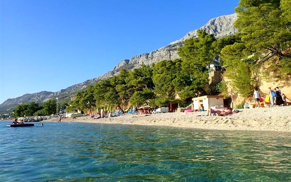 Apartmány GORAN, Chorvatsko, Střední Dalmácie, Baška Voda, Střední Dalmácie, autobusem, bez stravy2