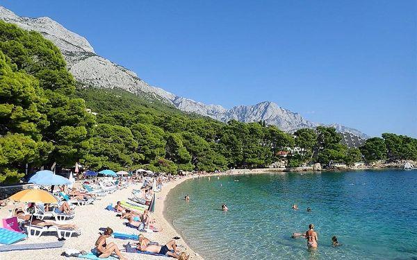 Hotel BLUESUN MAESTRAL, Chorvatsko, Střední Dalmácie, Brela, Střední Dalmácie, autobusem, snídaně v ceně2