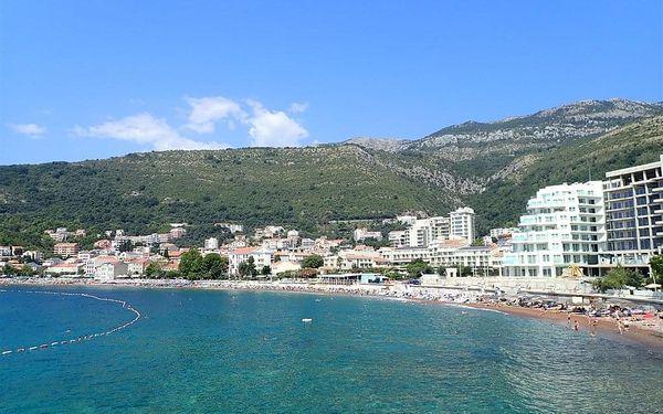 Hotel WGRAND, Černá Hora, Budvanská riviéra, Petrovac, Budvanská riviéra, autobusem, snídaně v ceně3