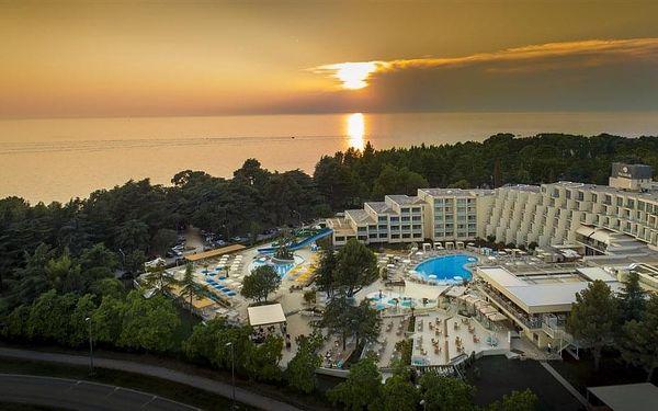 Hotel VALAMAR PARENTINO - ex. ZAGREB, Chorvatsko, Istrie, Poreč, Istrie, autobusem, polopenze3