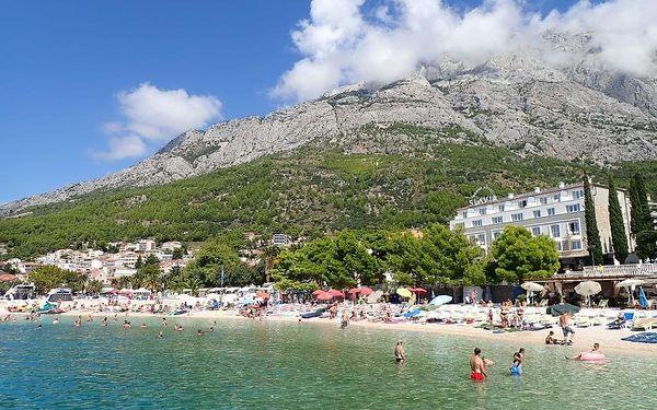 Grand Hotel SLAVIA, Chorvatsko, Střední Dalmácie, Baška Voda, Střední Dalmácie, letecky, snídaně v ceně3