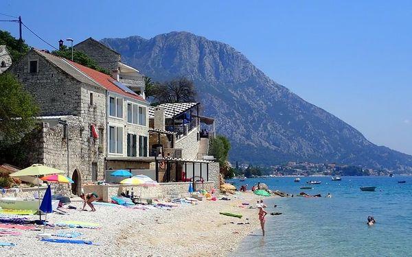 Hotel RIVA, Chorvatsko, Střední Dalmácie, Brist, Střední Dalmácie, letecky, polopenze4