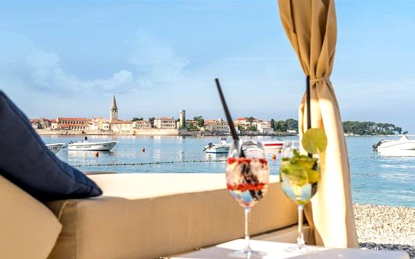 Hotel VALAMAR PARENTINO - ex. ZAGREB, Chorvatsko, Istrie, Poreč, Istrie, autobusem, polopenze5