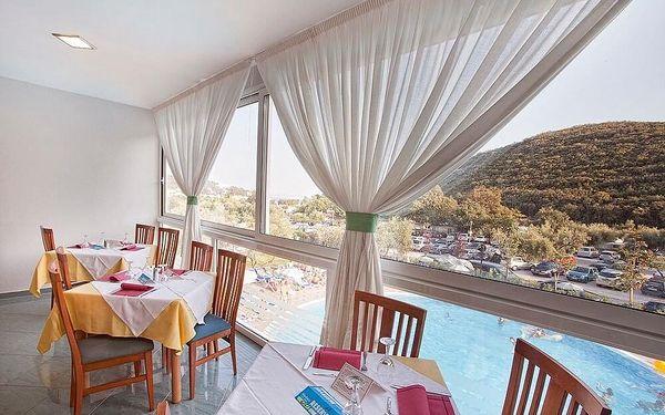 Hotel NARCIS, Chorvatsko, Istrie, Rabac, Istrie, autobusem, polopenze3