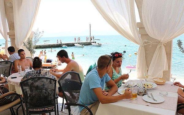 Hotel RIVA, Chorvatsko, Střední Dalmácie, Brist, Střední Dalmácie, letecky, polopenze5