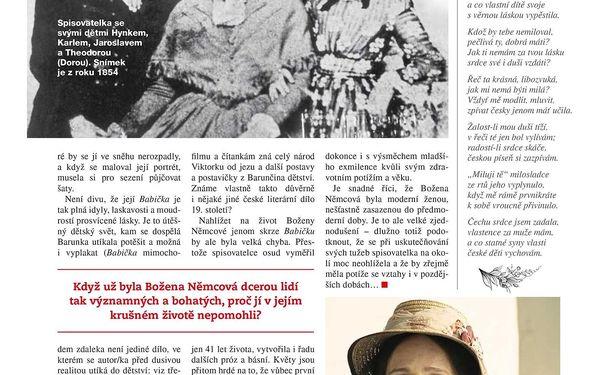 Čtvrtletní předplatné časopisu Květy s dárkem5