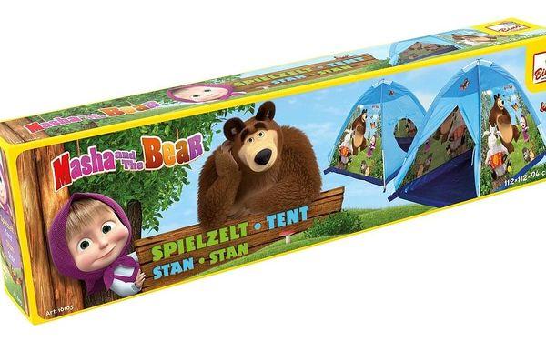 Bino Stan Máša a medvěd, 94 x 112 x 117 cm4
