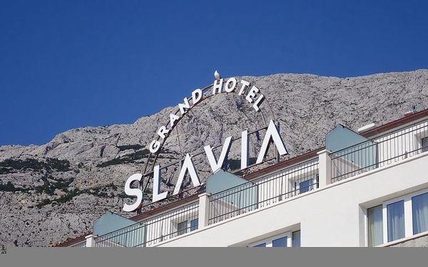 Grand Hotel SLAVIA, Chorvatsko, Střední Dalmácie, Baška Voda, Střední Dalmácie, letecky, snídaně v ceně5