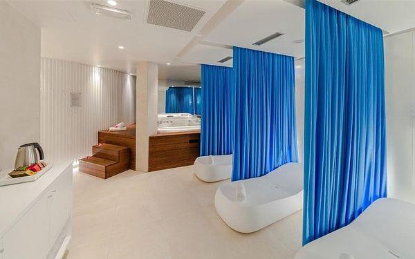 Hotel BLUESUN BERULIA, Chorvatsko, Střední Dalmácie, Brela, Střední Dalmácie, vlastní doprava, snídaně v ceně4