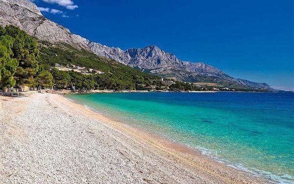 Hotel BLUESUN MAESTRAL, Chorvatsko, Střední Dalmácie, Brela, Střední Dalmácie, autobusem, snídaně v ceně5