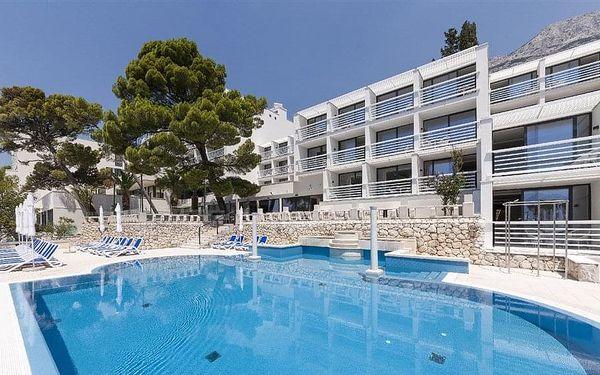 Hotel BLUESUN BERULIA, Chorvatsko, Střední Dalmácie, Brela, Střední Dalmácie, vlastní doprava, snídaně v ceně5
