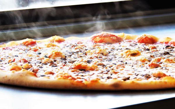 2x pizza podle výběru (prům. 45 cm)4