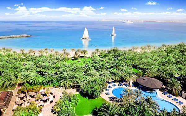 Spojené arabské emiráty - Dubaj na 8-15 dnů